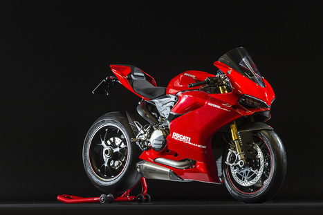 The Ducati 'Speciale' Challenge | Motorcycle Industry News | Scoop.it