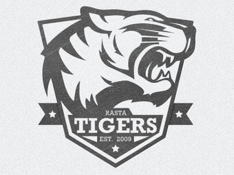 Logo Design: Tigers | Abduzeedo | Graphic Design Inspiration and Photoshop Tutorials | Beautiful and creative logos | Scoop.it