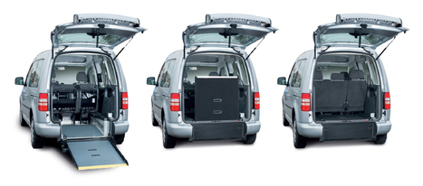 We-Can Flex | Rear seat wheelchair access car | Accessibility by Sirus Automotive -Wheelchair Accessible Vehicles | Scoop.it