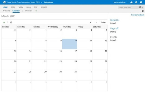 Team Foundation Server Extensions | Visual Studio ALM | Scoop.it
