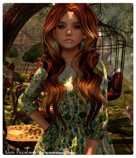 Suvi Breil: •501• Dress & Hair Free | Finding SL Freebies | Scoop.it