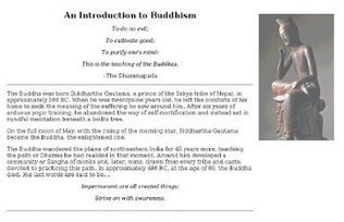 The Wisdom of Buddhism | Maximizing Business Value | Scoop.it