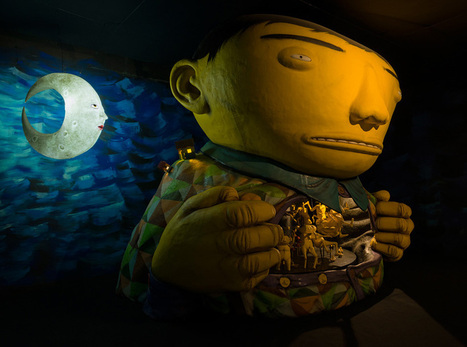 os gemeos opens the opera of the moon at galeria fortes vilaca - Designboom | Art and Technology - where they meet and what's new | Scoop.it