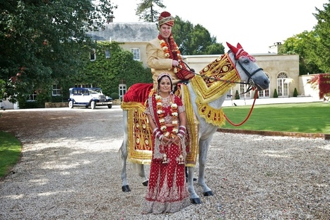 Indian Wedding Horse hire indian wedding horses White Ghorie for Indian Bharat at the Boys House or to arrive at the Girls House or Gurdwarra Temple Hire Your Indian Wedding Horse and Carriage in L...   Indian Wedding Horse   Scoop.it