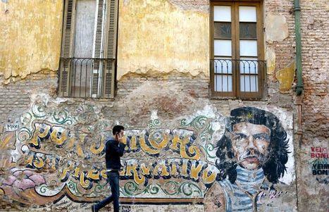 Du «street art» pour contrer le vandalisme   Le Devoir   Kiosque du monde : Amériques   Scoop.it