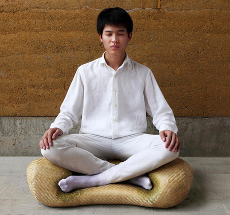 TrendsNow | Meditation Seat Ware | La pleine Conscience | Scoop.it