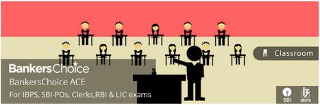 Bank Exam Course - IBPS, SBI-PO, Clerk, RBI & LIC exam   TalentSprint   Banking Training   Scoop.it