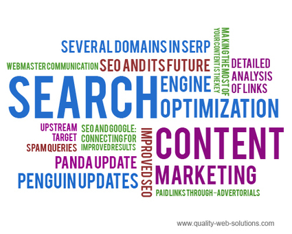 Exploring the Interplay between Content Marketing and SEO Strategies   Search Engine Optimization   Scoop.it