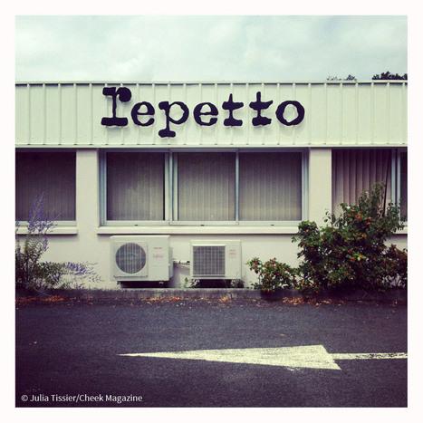 Comment fabrique-t-on une ballerine Repetto? - ChEEk Magazine   Scènes Vivantes & Cultures Mouvantes   Scoop.it