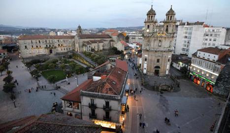 Espagne: La ville de Pontevedra a presque éradiqué la circulation automobile | Déplacements-mobilités | Scoop.it