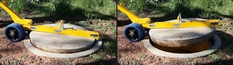 Buy Best Quality Manhole Barriers From Allied Safety | Sewer Manhole in Australia | Scoop.it