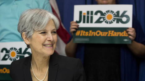 #Green Party's Jill #Stein Wants To Be 'Plan B' For #Bernie #Sanders Supporters | Messenger for mother Earth | Scoop.it