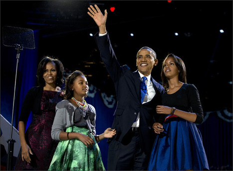 Obama Wins Second Term as President | K-12 School Libraries | Scoop.it