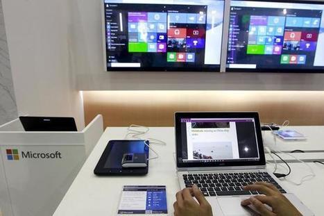 Windows 10 busca sumar un millón de usuarios por mes | Uso inteligente de las herramientas TIC | Scoop.it