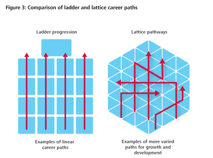 Deloitte Review | The Corporate Lattice - A strategic response to the changing world of work | Skilful Collaboration | Scoop.it