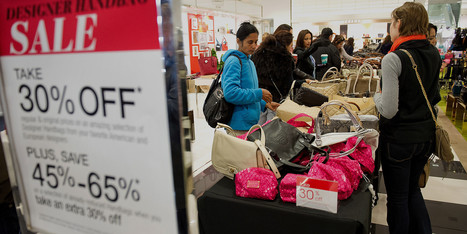 63 Percent Of People Have Already Started Holiday Shopping - Huffington Post | US Retail landscape | Scoop.it