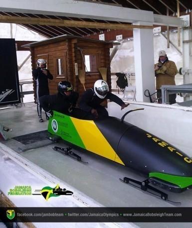 L'équipe de bobsleigh de Jamaïque va participer aux J.O. de Sotchi grâce au crowdfunding ! | Marketing sportif, Sponsoring | Scoop.it