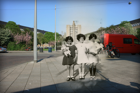 Then-And-Now Photos Of Anne Frank's Amsterdam Will Stop You In Your Tracks | Hauntology | Scoop.it