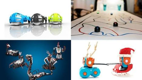 The complete guide to buying a robot for your kids | Robots in Higher Education | Scoop.it