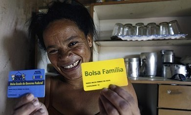 Bolsa-Família: template for poverty reduction or recipe for dependency? | Impact Investing and Inclusive Business | Scoop.it
