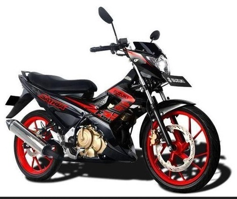 Info Terkini Suzuki Satria Black Fire 2 dengan Spesifikasi Terbaru | Tips Info Otomotif | Technogrezz | Scoop.it