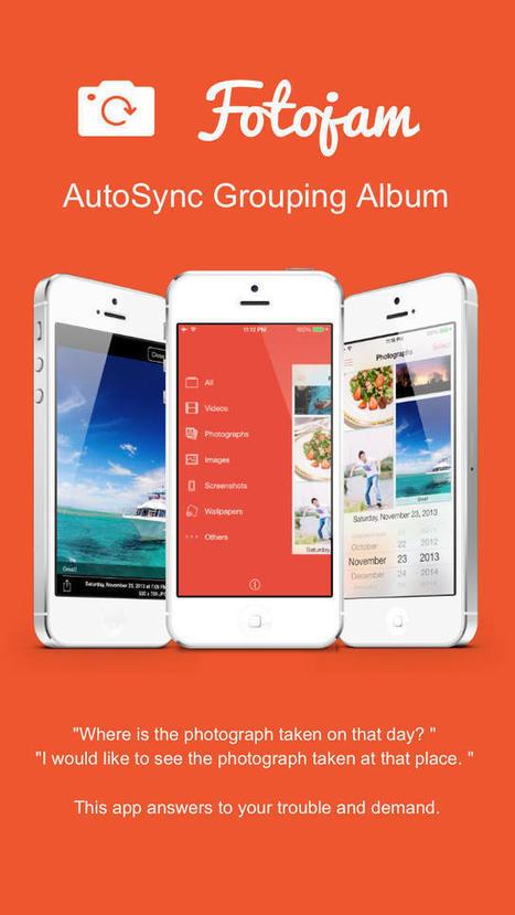 Fotojam - AutoSync Grouping Album (Photography)   Instagram Tips and Tricks   Scoop.it