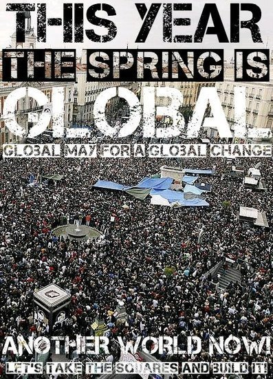 Global Spring #12M15M | #marchedesbanlieues -> #occupynnocents | Scoop.it
