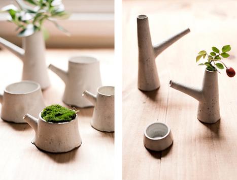 Pottery by Yoko Ozawa Photographed by Olga Bennett | OEN | Claymania | Scoop.it