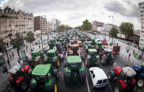 Le conflit agricole s'enlise - Le JDD | Le Fil @gricole | Scoop.it