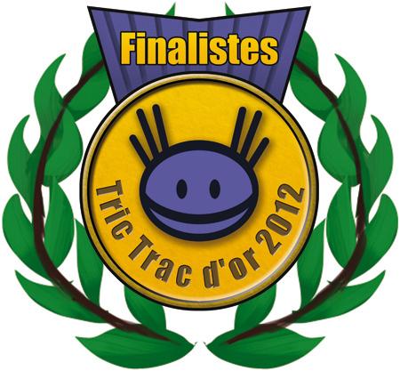 Les finalistes des Tric Trac d'Or 2012 sont... | L'univers des jeux | Scoop.it
