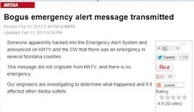 TV Channels Got Hacked and Broadcasted Zombie Apocalypse Alert ~ Technology Exposed | Free Security Tools | Scoop.it