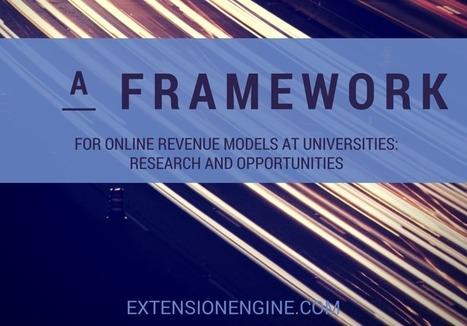 Four Ways Universities Make Money From Online Courses | L'économie des MOOC | Scoop.it