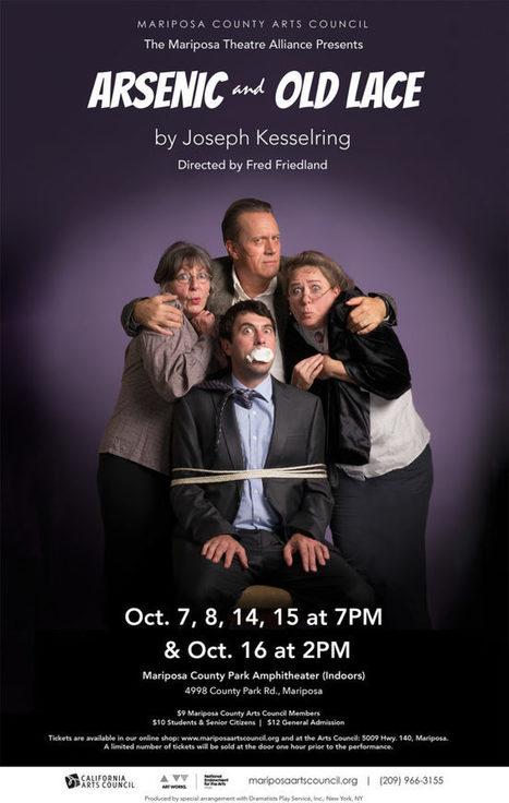 Mariposa Arts Council – Mariposa Theatre Alliance | Authentic Yosemite | Scoop.it