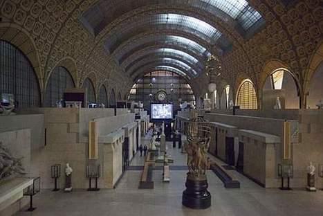 Le musée d'Orsay fait son cinéma - Les Échos | Actu Cinéma | Scoop.it