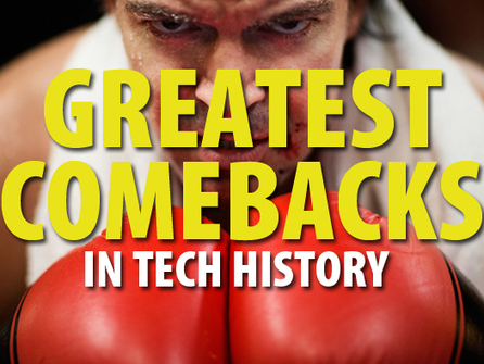 Greatest comebacks in tech history | Cocreative Management Snips | Scoop.it
