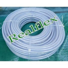 Buy Flat yarn braided PVC hose Flat yarn Braided Hoses 10mm inch from Manufactuer online | Steelsparrow India | Industrail Equipments sales online | Scoop.it