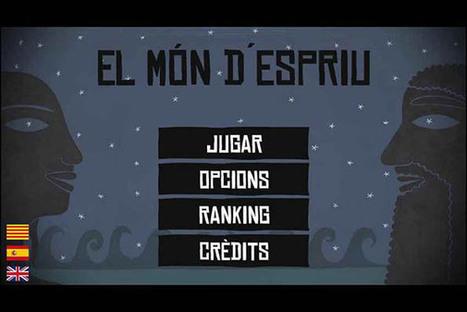 Naix el videojoc 'El Món Espriu' basat en l'obra i la figura del poeta | L'aprenentatge de llengües i les TIC | Scoop.it