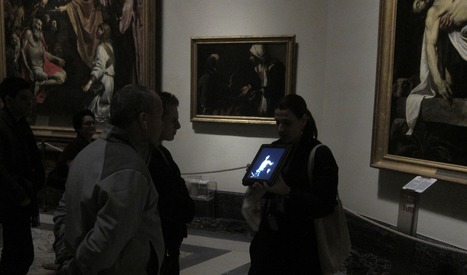 VisiMuZ, un concept qui s'installe dans l'univers des guides pour les musées - Le Blog de VisiMuZ | VisiMuZ : les guides des musées sur tablettes | Scoop.it