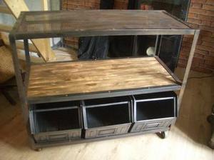 Console 100% industrielle à voir absolument ! #idée #DIY #bricolage #récup | Best of coin des bricoleurs | Scoop.it