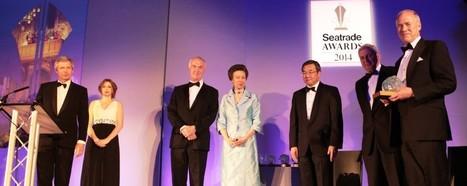 Maritime Piracy Humanitarian Response Programme proud to receive Seatrade 'Safety at Sea' Award - Seafarers UK | sûreté maritime, maritime security | Scoop.it