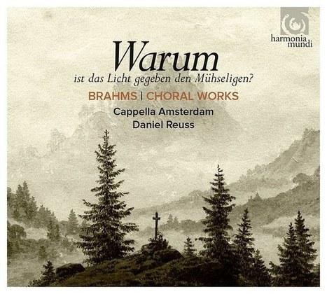 Disque: quand Brahms donne de la voix | allemagne musique | Scoop.it