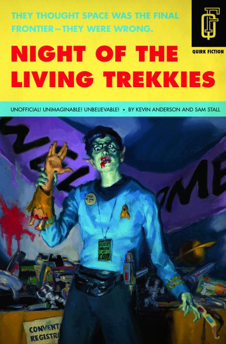Vulbus Incognita: Night of the Living Trekkies: Book Trailer | VIM | Scoop.it
