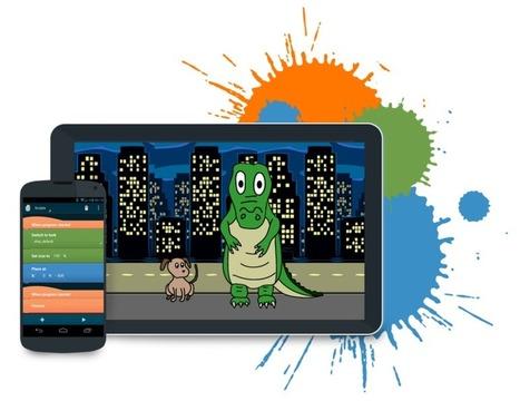 Trabajar la programación en el aula con Pocket Code, Aprende Programación con el Chavo, Juegos Blockly, Karel Coding: Code Hour y Code Avengers JavaScript Intro   El safareig computacional   Scoop.it