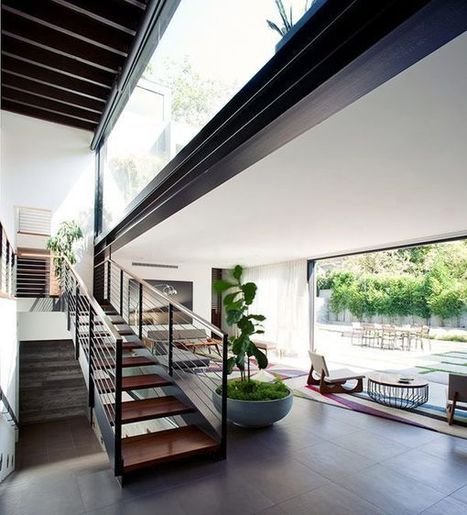 25 Open Concept Modern Floor Plans | Things to know | Scoop.it