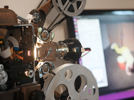 How to Convert Old Film Reels With a Raspberry Pi | Raspberry Pi | Scoop.it