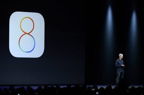 Apple Unveils New Mobile Operating System iOS 8 - TIME | Technology | Scoop.it