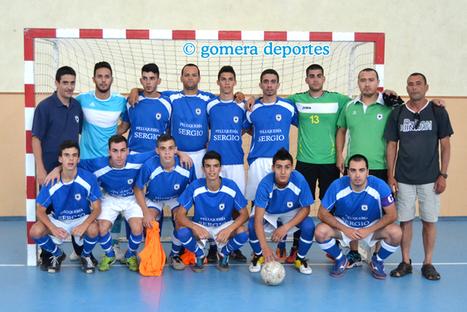 El Gomera, campeón de Canarias | all4futsal | Scoop.it