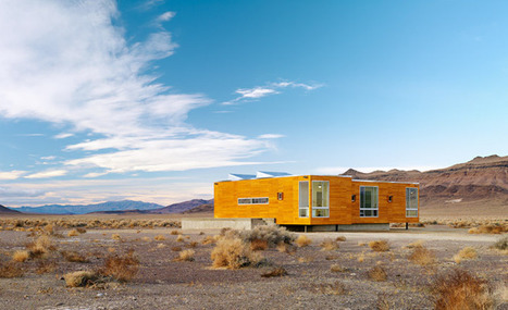 Rondolino Residence by Nottoscale architects, Nevada | sustainable architecture | Scoop.it