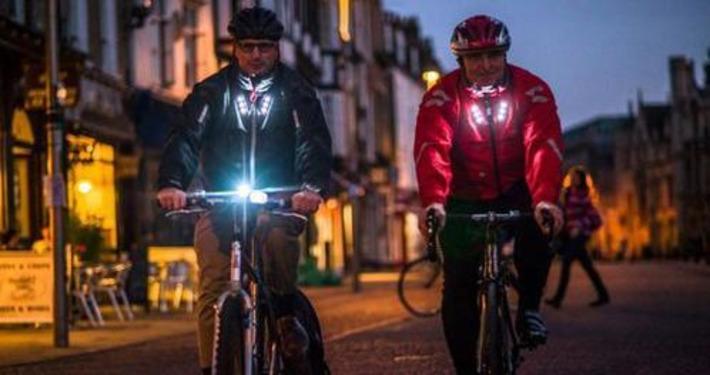 Les wearables, une solution à la sécurité des deux-roues ? | Internet du Futur | Scoop.it