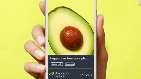 Snap It Promises to Calculate Calories Based on Photos of Food... Eventually | Communications Major | Scoop.it
